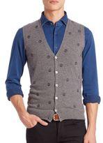 SLOWEAR Dot Cashmere Vest