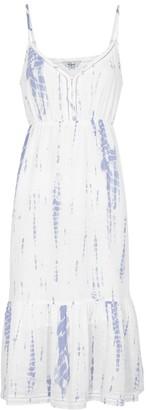 Rails Delilah tie-dyed linen-blend dress