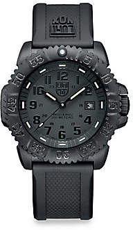Luminox Men's Embossed Strap Watch