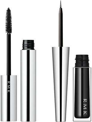 RMK Exclusive Mascara and Eyeliner Set 7g (Various Shades) - Black