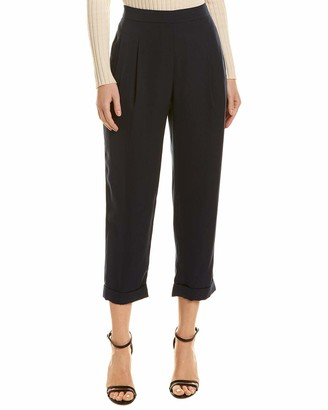 BCBGMAXAZRIA Women's Piper The Cropped Carrot Pant