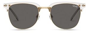 Quay Men's Evasive Round Sunglasses, 48mm