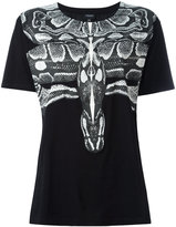 Marcelo Burlon County of Milan snake print T-shirt - women - Cotton - XXS