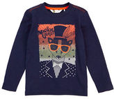 Petit Lem Boys 2-7 Magical Mischief Fox Graphic T-Shirt