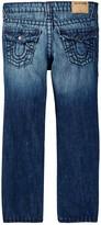 True Religion Geno Super T Straight Leg Jeans (Little Boys)