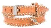 Issey Miyake Leather Waist Belt