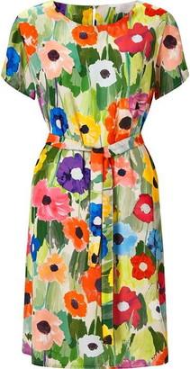 James Lakeland Poppy Print Dress