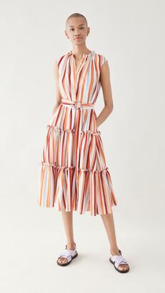 ADEAM Asagao Dress