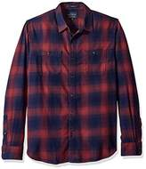 Lucky Brand Men's Mason Workwear Button up Shirt