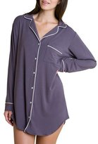 Eberjey Gisele Sleepshirt, Gray