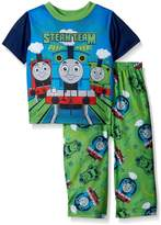 "Thomas & Friends Little Boys' Toddler ""Steam Team"" 2-Piece Pajamas"