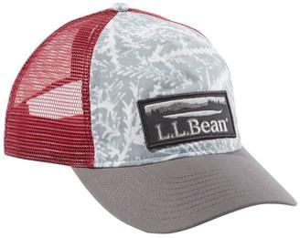 L.L. Bean Women's Graphic Trucker Hat, Katahdin