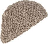 Knot Stitch Beanie Hat