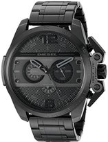 Diesel Men's DZ4362 Ironside Black Ion-Plated Stainless Steel Watch