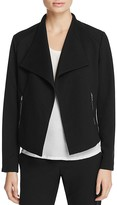 Calvin Klein Flyaway Ribbed Jacket
