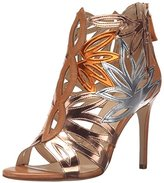 Nine West Women's Urgint Synthetic Heeled Sandal
