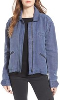 BP Women's Washed Linen Blend Jacket
