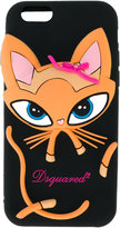 DSQUARED2 cat iPhone 6/6S case