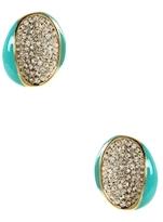 Amrita Singh Michelle Enamel Stud Earrings