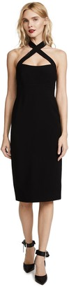 Jill by Jill Stuart Women's Halter Bodycon