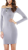 AX Paris Silver Bodycon Dress