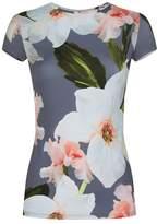 Ted Baker Elijae Chatsworth Bloom T-Shirt