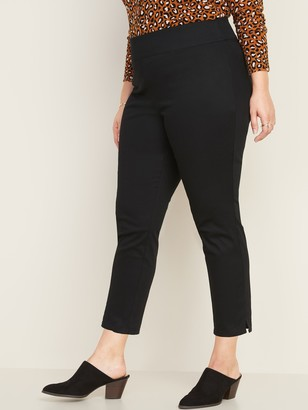 Old Navy High-Waisted Plus-Size Pull-On Pants