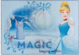 Disney Disney's Cinderella Area Rug - 4'6'' x 6'6''
