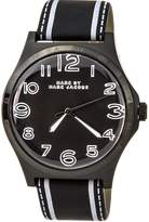 Marc by Marc Jacobs MBM1233 Women's Henry Dial IP Steel Leather Strap Watch