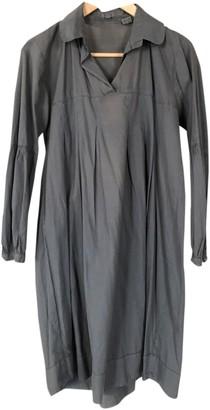 Hartford Grey Cotton Dress for Women