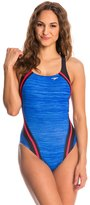 Speedo Quantum Splice Endurance Lite One Piece Swimsuit 8136854