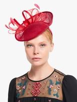 John Lewis & Partners Jess Up Turn Swirl Disc Occasion Hat