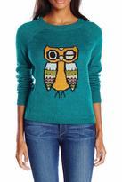 Woolrich Mohair Owl Sweater