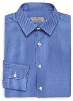 Canali Striped Slim-Fit Dress Shirt