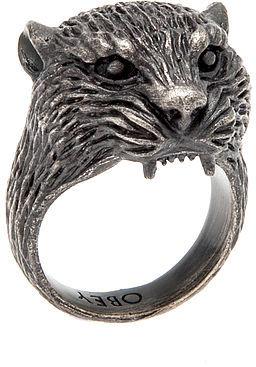 Obey The Panther Ring