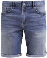 Minimum Samden Denim Shorts Dark Blue