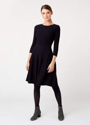 Hobbs Kath Knitted Dress