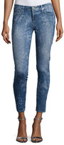 AG Adriano Goldschmied Legging Ankle Jeans, 18 Years Fossil