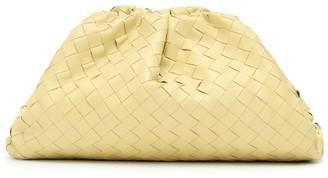 Bottega Veneta Exclusive to Mytheresa a The Pouch intrecciato leather clutch