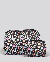 Le Sport Sac Cosmetic Pouch Set - Extra Large Combo in Pop Heart