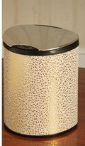 JTXQH intelligent induction household trash/Creative kitchen athroom trash can/ European-style living room trash can with lid