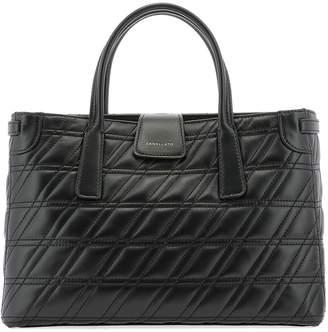 Zanellato Duo Metropolitan Quilted Tote Bag