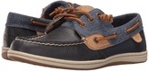 Sperry Songfish Waxy Canvas