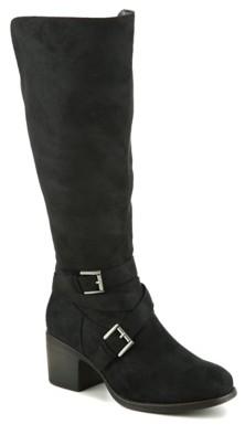 White Mountain Patricia Wide Calf Boot