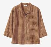 Toast Dayu Print PJ Shirt