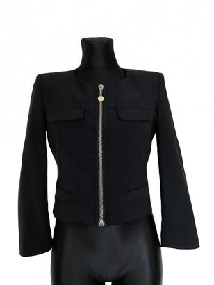 Elisabetta Franchi Black Jacket for Women