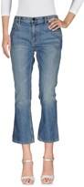 Alexander Wang Denim pants - Item 42552961
