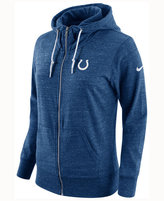 Nike Women's Indianapolis Colts Tailgate Vintage Full-Zip Hoodie