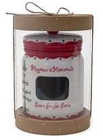 Child to Cherish Santa's Chalkboard Cookie Jar by
