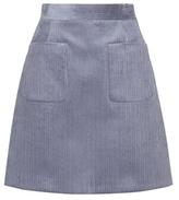 Miu Miu Corduroy Miniskirt